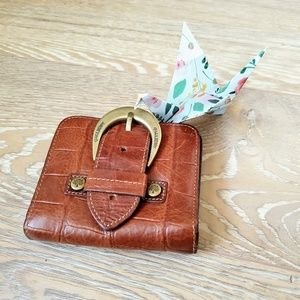 Mulberry Compact Leather Wallet